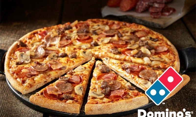 Domino's  - Flat 40% Discount + up to Rs.150 Cashback Using AmazonPay
