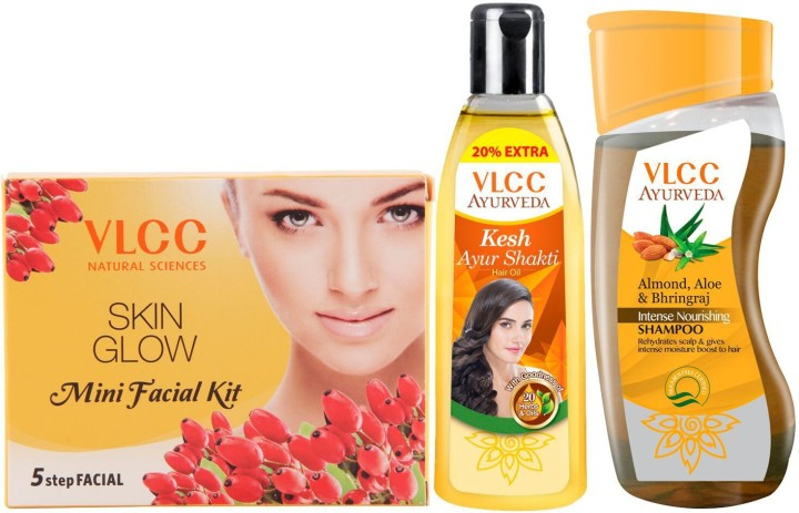 VLCC Beauty Products Combo Upto 60% Discount Starting From Rs.108