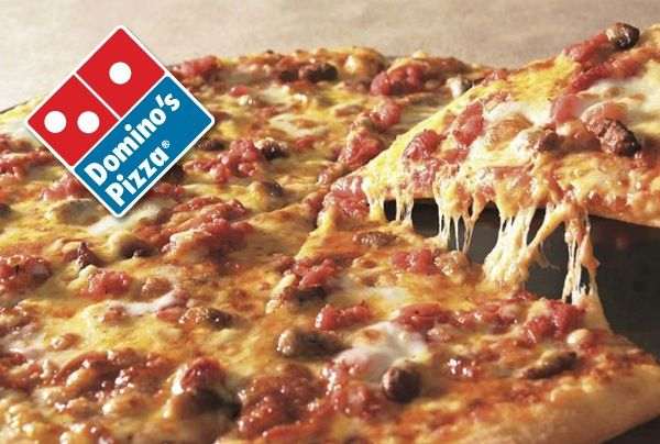 Dominos - Flat 40% Discount + Upto Rs.150 cashback With Amazon Pay