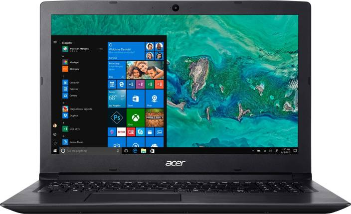 Acer Aspire 3 Celeron Dual Core 2GB 500GB HDD Windows 10 Home  A315-33 Laptop 15.6 inch