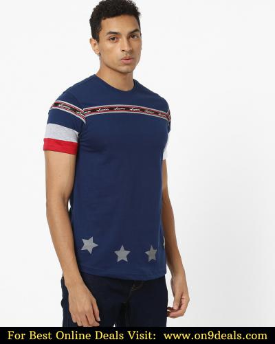 Ajio Branded T-Shirts  Under Rs.129