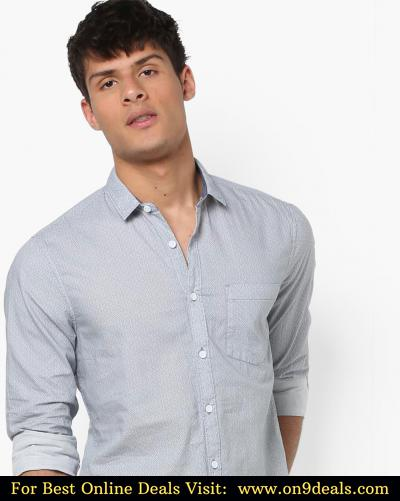 Ajio Shirts Up to 80% Discount Starts From Rs.270 + Extra Discount