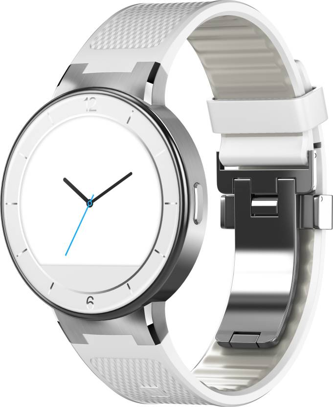 Alcatel One Touch Watch Pure White Smartwatch