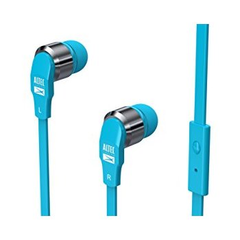 Altec Lansing MZX145-BLU In-Ear Earphone With Mic