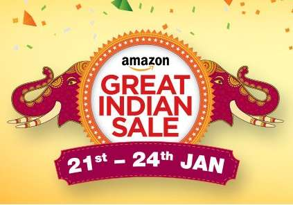 Amazon Great Indian Sale - 15% Cashback CitiBank Cards  11th- 14th May 2017