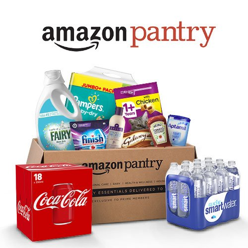 10% Instant Discount with SBI Credit Cards on Amazon Pantry Store and Amazon Fresh