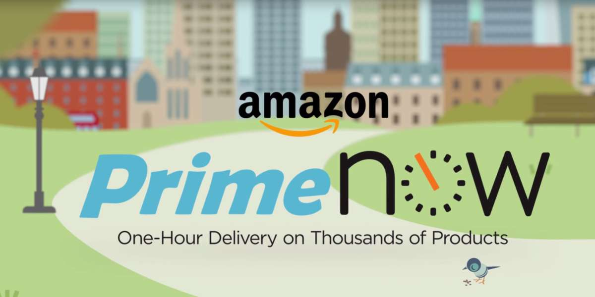 Amazon Prime Now : Rs.100 Cashback on 750 for Prime Members