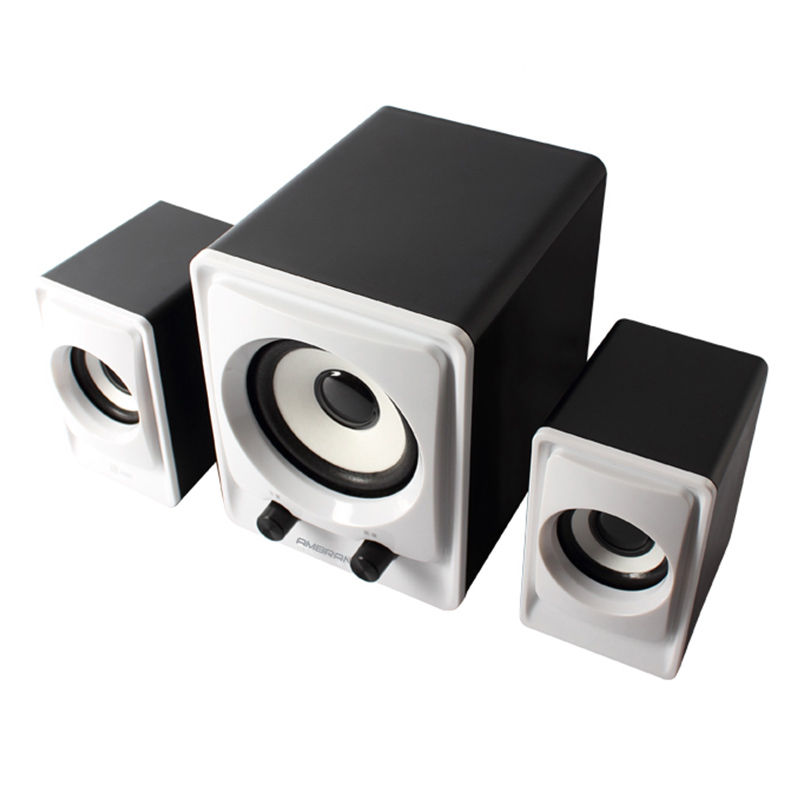 Ambrane SP-100 2.1 Channel Multimedia Speaker