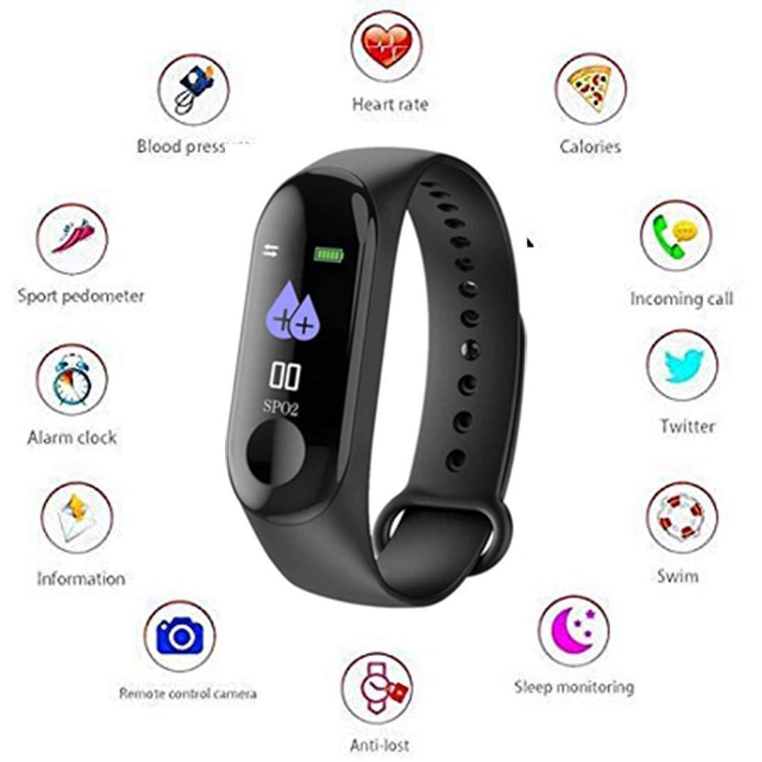 Ardith Activity Tracker Smart Watch