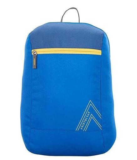 Aristocrat Livo Royal Blue Polyester Backpack