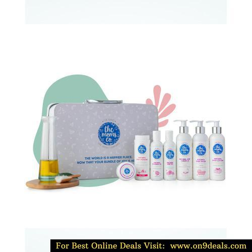 Baby Pampering Suitcase Kit Gift Pack