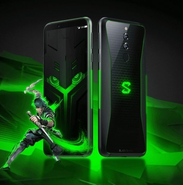 Black Shark 2 Xiaomi Gaming Phone With Liquid Cool Technology
