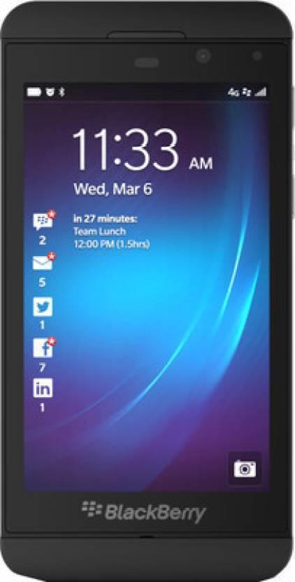 Blackberry Z10 Certified Refurbished Mobile