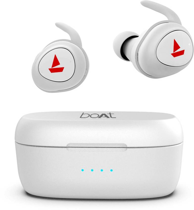 boAt AirDopes 411 Bluetooth Headset with Mic