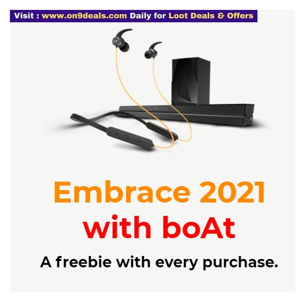 Boat Republic Sale Freebie With Every Purchase