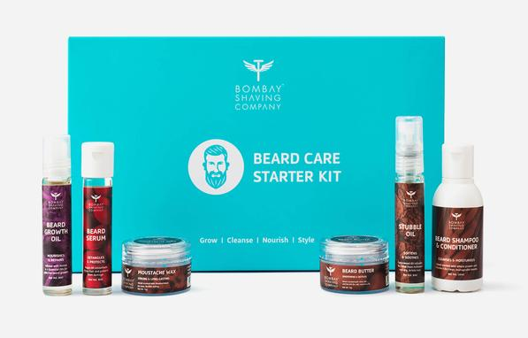 Bombay Shaving Company Beard Care Starter Kit