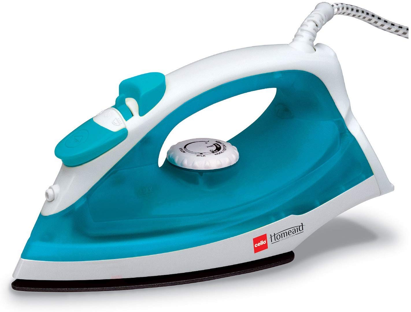 Cello Sty Steamy 200B 0.80 Kg 1250-Watt Steam Iron