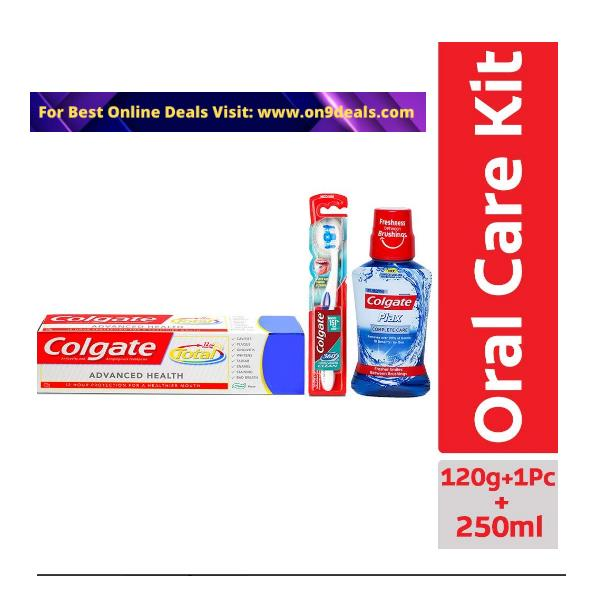 Colgate Total Advance Health Toothpaste - 240 Gms