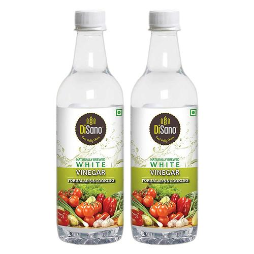 Disano Apple Cider Vinegar, Filtered, 2 X 500 ml