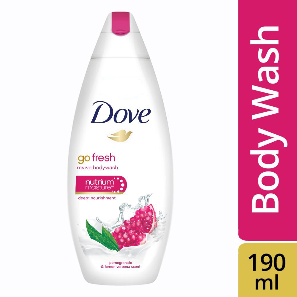 Dove Body Wash 190ml @ 51% Discount