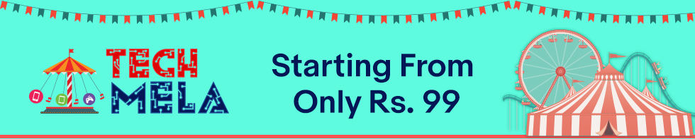 Ebay - Tech Mela Products Starting From Rs.99