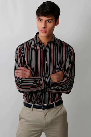 ENSO Mens Formal Shirts Flat 50% Cashback With Free Shipping