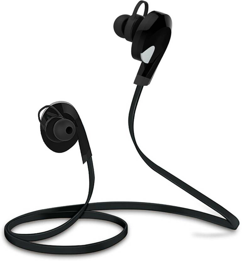 Envent LiveTune ET-BTE001BLACK Wireless bluetooth Headphones