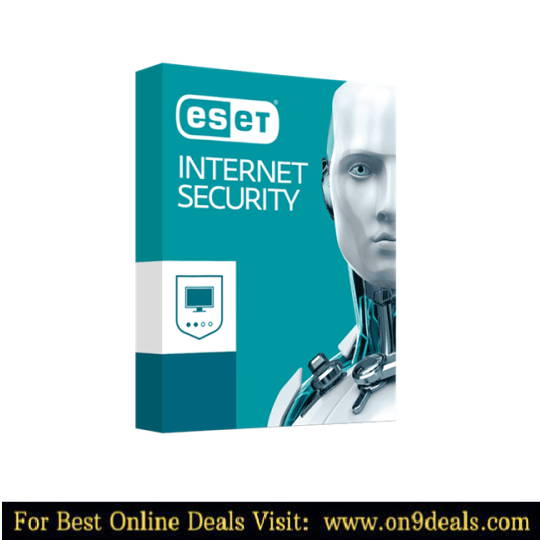 ESET Internet Security EDITION 2020 Free For 90 Days