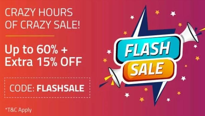 Fab Hotel Flash Sale Upto 60% OFF + Extra 15% OFF