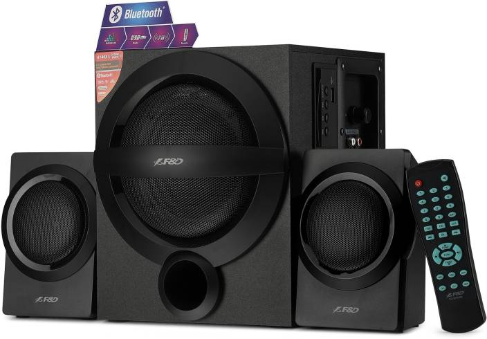 F&D A140X 37 W Bluetooth Home Audio 2.1 Speaker