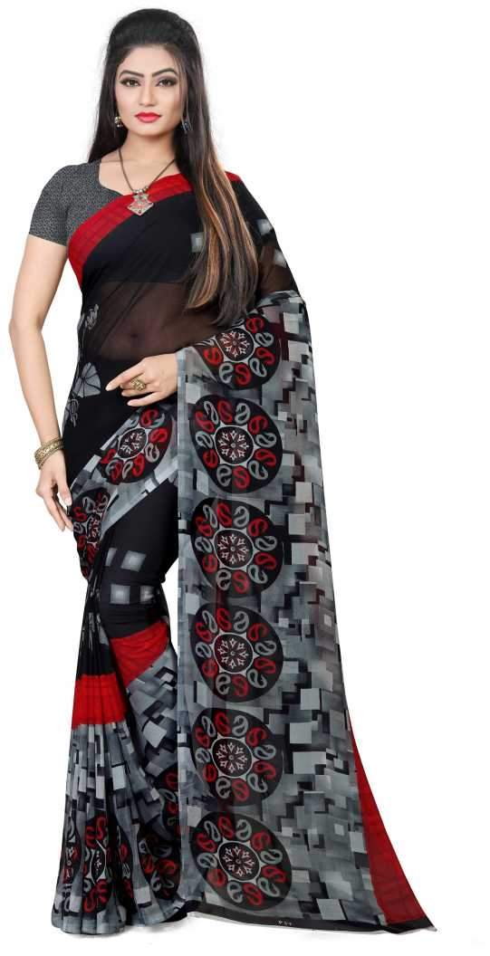 Flipkart - Sarees Upto 90% Discount Starting From Rs.199