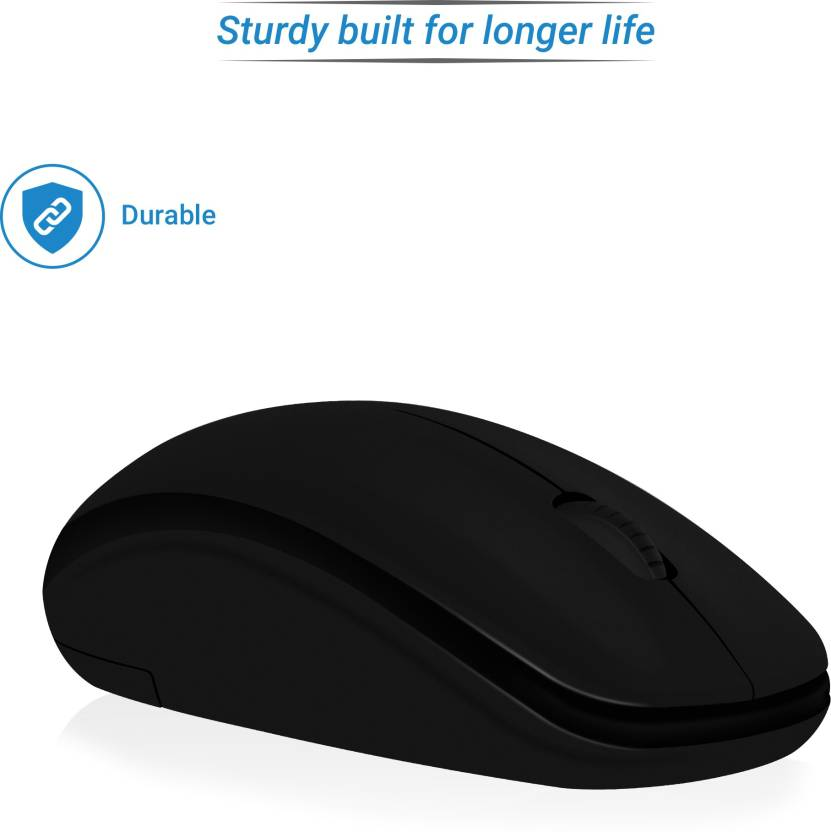 Flipkart SmartBuy KM-206W Wireless Optical USB Mouse