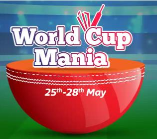 Flipkart WorldCup Mania Upto 60% Discount Smart LED TV + Extra 10% Discount With Axis Cards