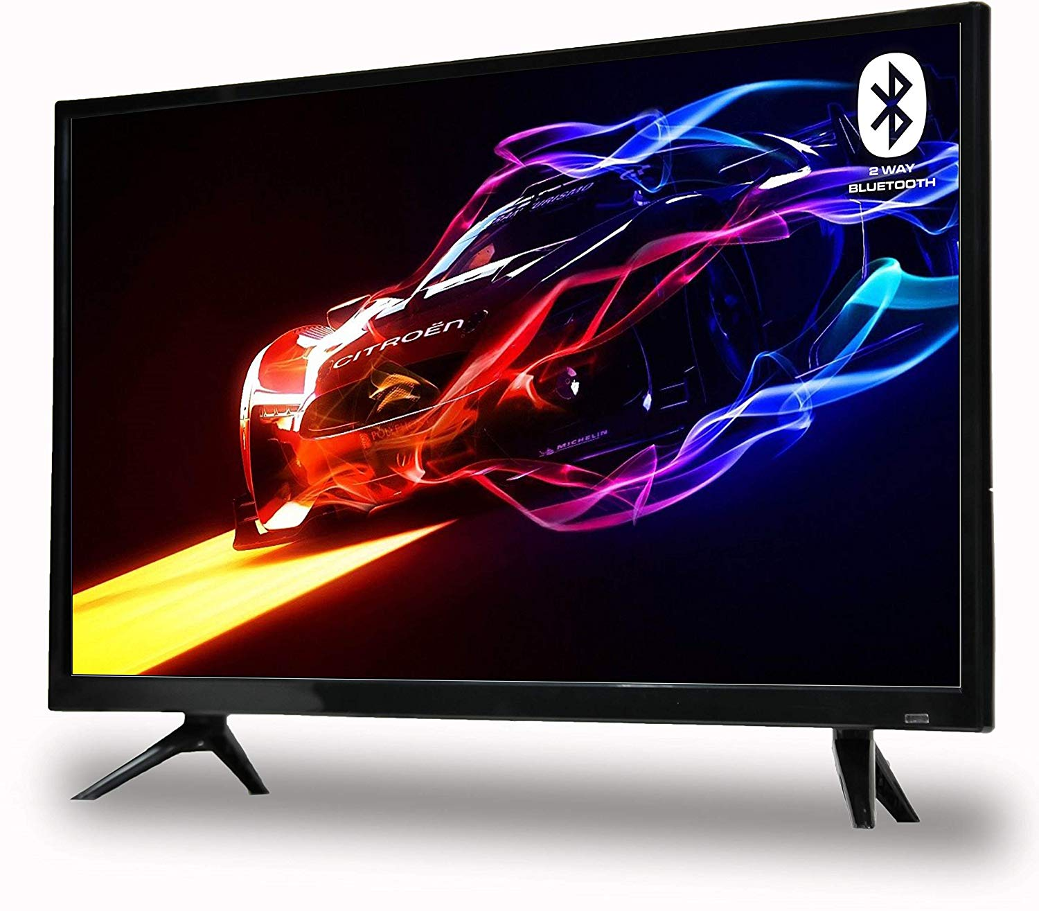 Fortex 32 inches HD Ready IPS LED TV FX32CN01With In-Built Bluetooth