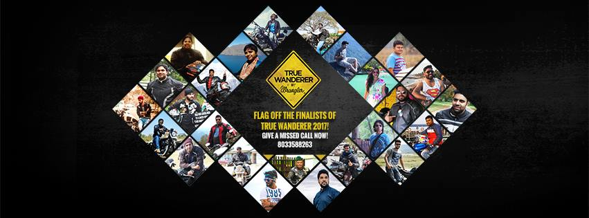 Free Wrangler Gift Vouchers worth Rs.1000