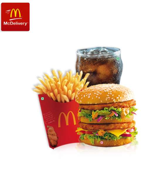 Freecharge - Get 2 Burgers and A Coke Free On Mcdonalds