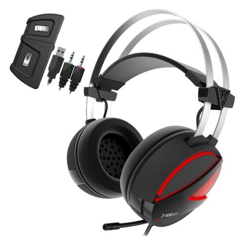 Gamdias Hebe E1 Gaming Headset With Usb / 3.5Mm Jack