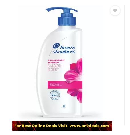Head & Shoulders Smooth and Silky 2-in-1 Shampoo + Conditioner, 675ml