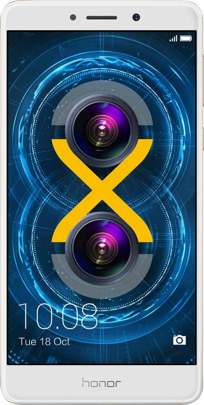 Honor 6X Dual Camera 64GB 4GB RAM