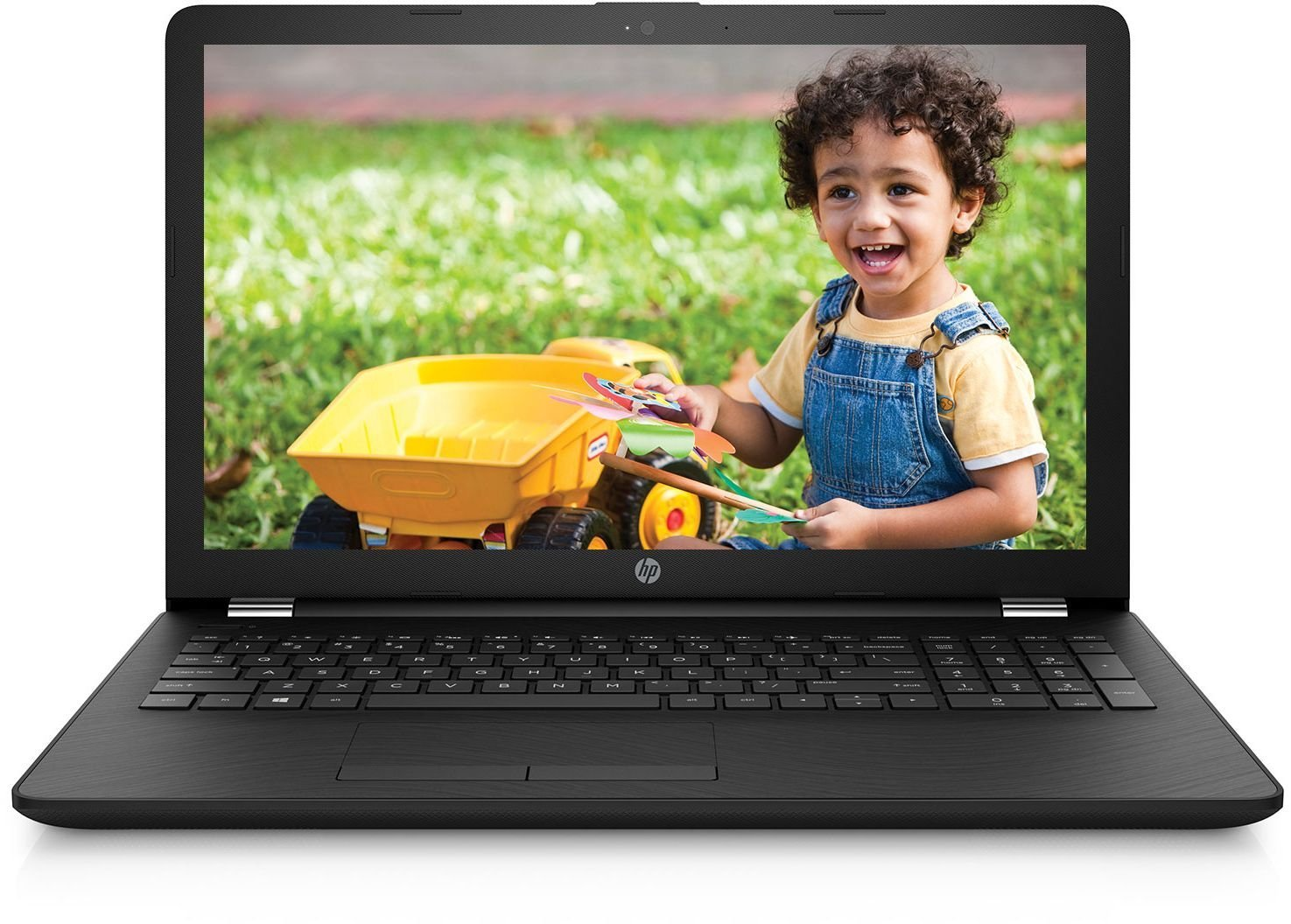 HP 15.6-inch Laptop Intel Core i3-6006U/4GB/1TB/DOS/Integrated Graphics
