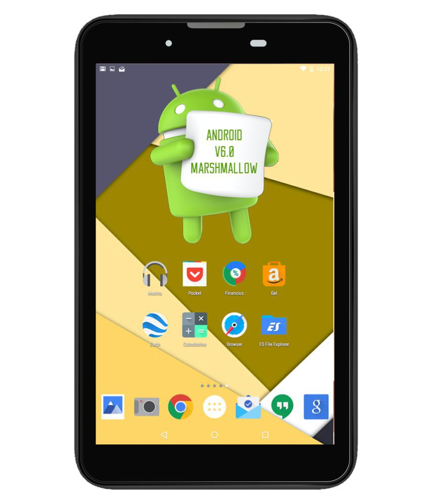 I Kall IK2 Dual SIM Android Calling Tablet