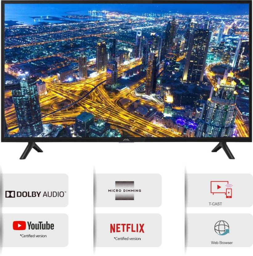 iFFALCON by TCL F2 99.8cm (40 inch) Full HD LED Smart Linux Based TV