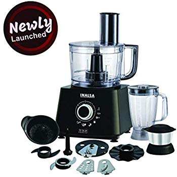 Inalsa Magic Pro 700-Watt Food Processor