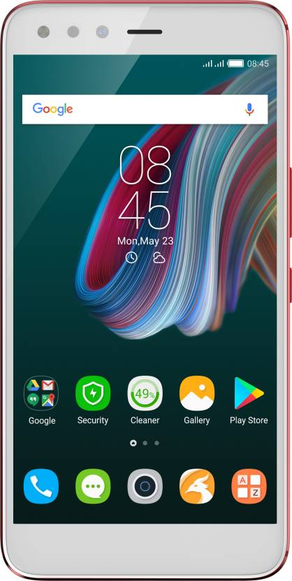 Infinix Zero 5 Android Nougat 7.0 6GB RAM | 64GB ROM 16MP Front Camera 4350 mAh Battery