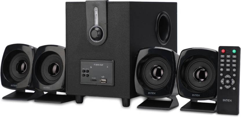 Intex IT 2616 55 W Portable Home Audio 4.1 Channel Speaker
