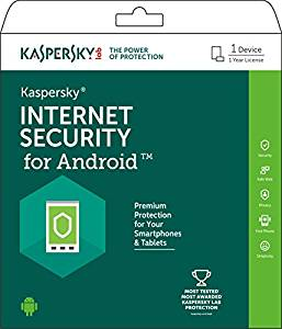 Kaspersky Internet Security for Android – 1 Device, 1 Year