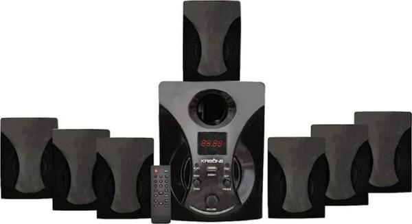 Krisons Zeven 7.1 Bluetooth Home theater
