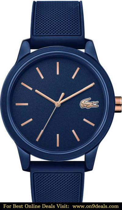 Lacoste  2011011 MOON Analog Watch - For Men