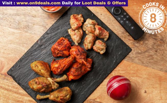 Licious - Flat Rs.100 Discount on No Minimum Order Value