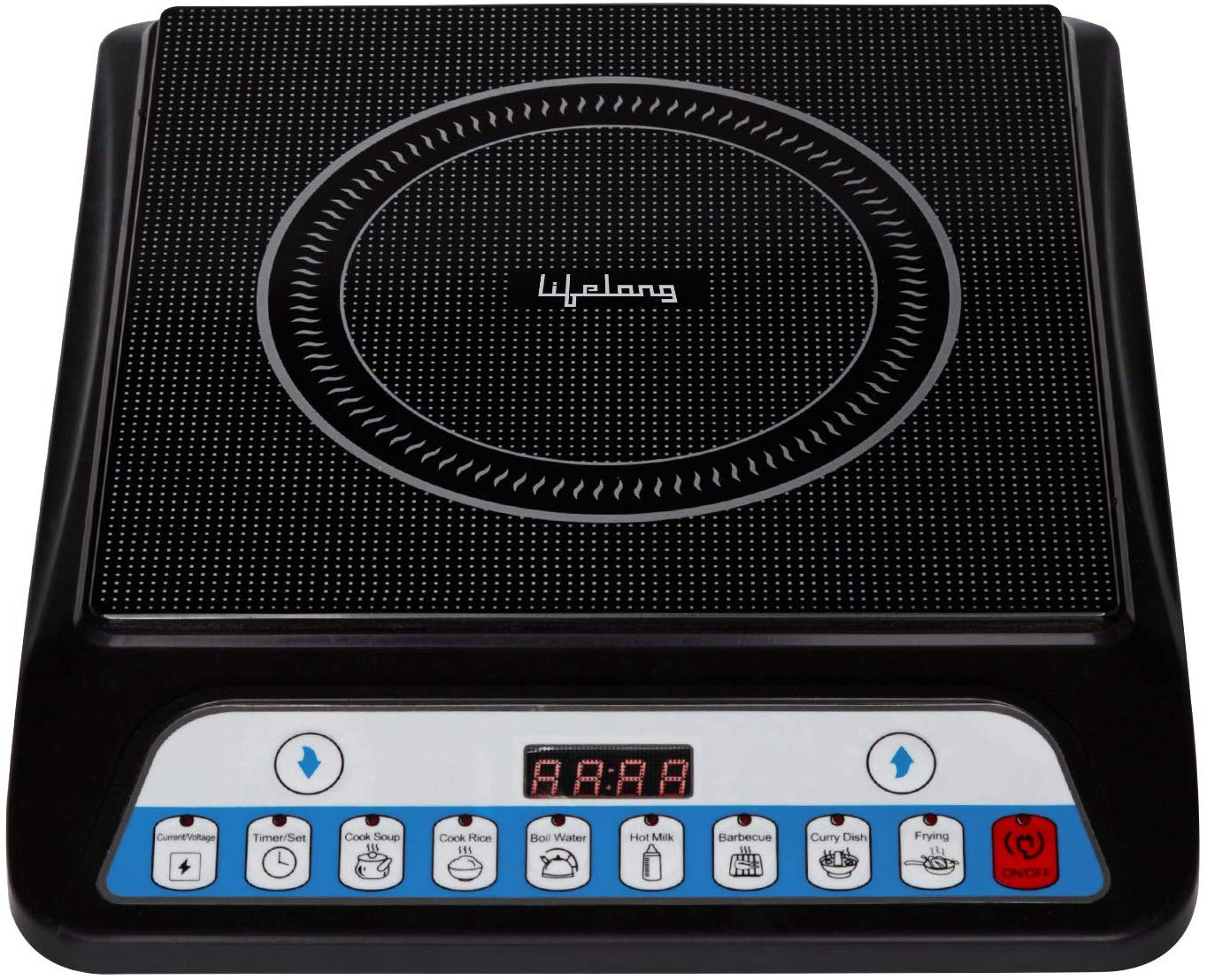 Lifelong Inferno LLIC12 2000-Watt Induction Cooktop